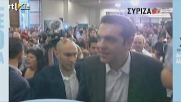RTL Nieuws Portret Syriza-leider Alexis Tsipras
