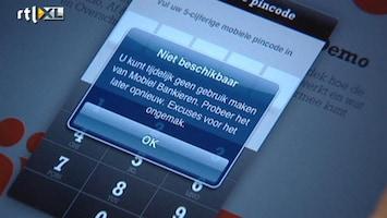 RTL Nieuws Woordvoerder ING: opnieuw storing