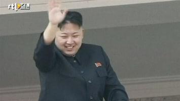 RTL Nieuws Kim Jong-un houdt eerste publieke speech