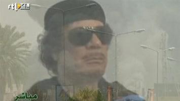 RTL Nieuws Turkije bied Kadhaffi vrije aftocht aan