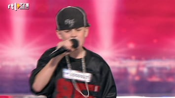 Het Beste Van Got Talent Worldwide - Cj Dippa's Coole Rap