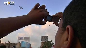 RTL Nieuws Leger Egypte dreigt met ingrijpen