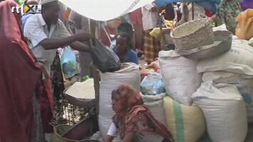 RTL Nieuws Voedselhulp in Somalië gestolen