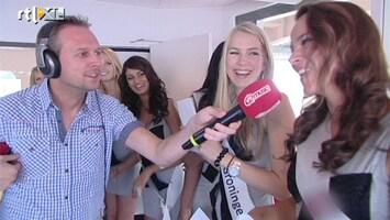Ik Miss Nederland - Missen Op Promotietour Bij Radio