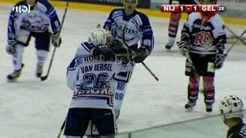 Eredivisie Ijshockey - Uitzending van 13-03-2010