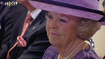 RTL Boulevard Koningin Beatrix bezoekt gezondheidsinstelling