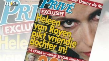 RTL Boulevard Kort geding Heleen van Royen tegen Prive