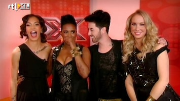 X Factor - Pepsi Insider Show 10