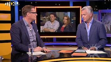 RTL Boulevard Broer en zus over Milly Boele