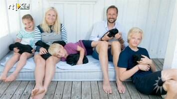 RTL Boulevard Hond van gezin prins Haakon is bevallen