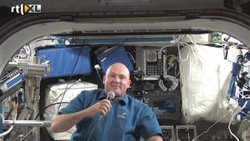 Editie NL Het hele interview met Andre Kuipers