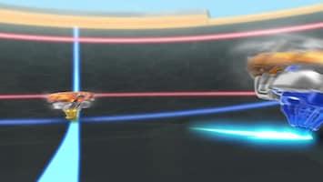 Beyblade Burst - Eenzame Doomscizor!