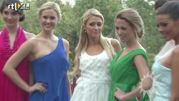 RTL Boulevard Kathy Hilton lanceert kledinglijn