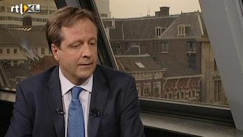 RTL Nieuws Pechtold: hopelijk geen uitstel van executie