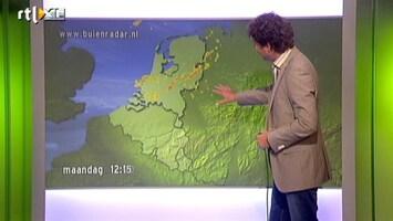 RTL Weer Buienradar Update 24 juni 2013 16:00 uur