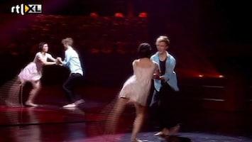 Beat The Best - Optreden Robin En Angela