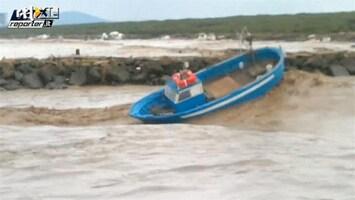 RTL Nieuws Grote delen Italië onder water