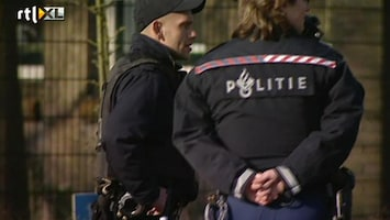 RTL Nieuws Politie blijft alert na dreiging Leiden