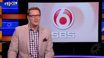 RTL Boulevard Vooruitblik: SBS 6 en publieke omroep in 2013