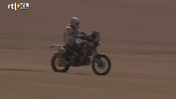 RTL Nieuws Nederlander Verhoeven pakt etappe in Dakar rally