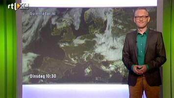 RTL Weer Buienradar Update 4 juni 2013 12:00 uur
