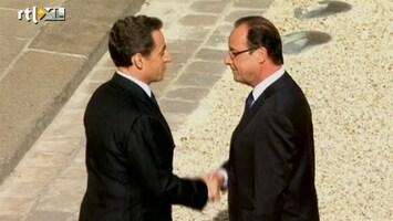 RTL Nieuws Machtswisseling in Frankrijk definitief