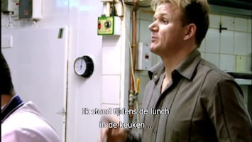 Gordon Ramsay: Oorlog In De Keuken! (uk) - The Walnut Tree (revisit)
