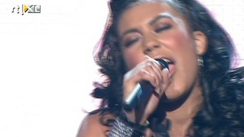 My Name Is ... Oriana als Alicia Keys met Empire State Of Mind