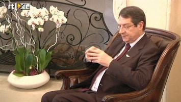 RTL Nieuws Cyprus probeert te ontsnappen aan bankroet