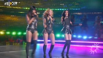 RTL Boulevard Superbowl 2013 met onder andere Beyonce!