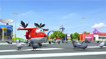 Super Wings De gorillaband
