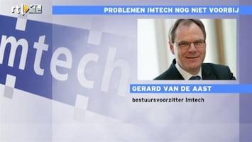 RTL Nieuws Imtech schrapt 550 Nederlandse banen