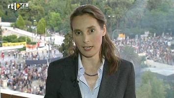 RTL Nieuws Situatie Griekenland 'van kwaad tot erger'