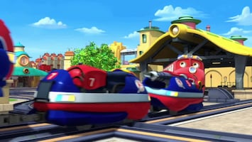 Chuggington Zinkgat reddingsactie