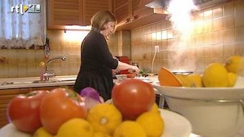 RTL Nieuws Grieken creatief met koken door crisis