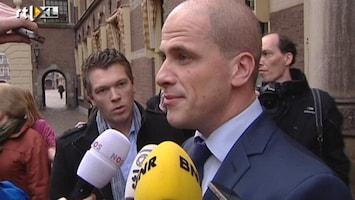 RTL Nieuws Samsom: We horen elkaar te hulp te schieten