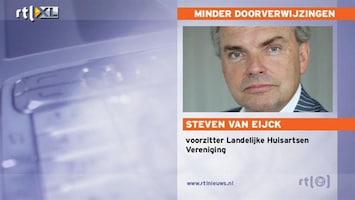 RTL Nieuws 'Geestelijke gezondheidszorg kan doorverwijzingen niet aan'