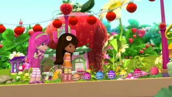 Strawberry Shortcake Waar zijn je manieren?