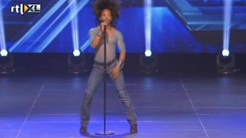 Het Beste Van X Factor Worldwide - Siameze Heeft Flinke Moves