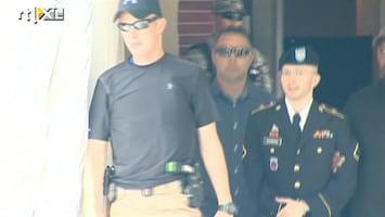 RTL Nieuws Familie Bradley Manning teleurgesteld over uitspraak