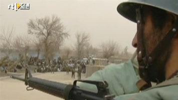 RTL Nieuws Soldaat VS richt bloedbad in Kandahar aan