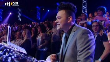 X Factor Optreden Chew Fu