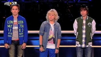 The Voice Kids Joep vs Tigo vs Thijs - Summer Of '69