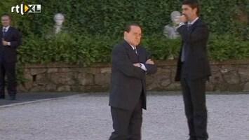 RTL Nieuws Zorgen over schulden Italië