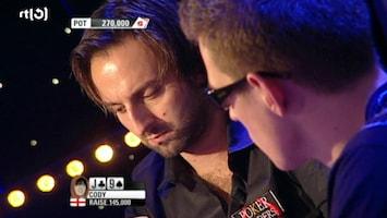 Rtl Poker: European Poker Tour - Uitzending van 18-12-2011