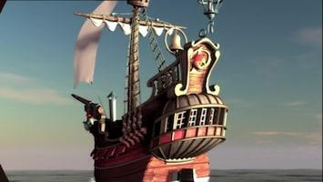 Piet Piraat - Kapiteintjesdag