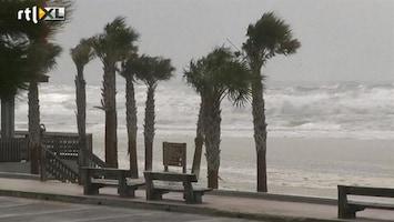 RTL Nieuws Orkaan Isaac test dijken Louisiana