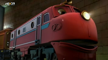 Chuggington - Wake Up Wilson