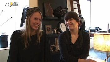 Project Catwalk (nl) Young Designers: Patricia en Kim van Bravoure