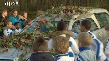 Editie NL Rouwstoet voor grensrechter bij crematorium